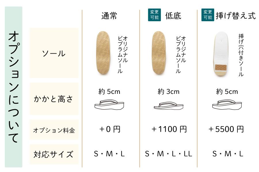 カフェぞうり花緒サンダル No.89520