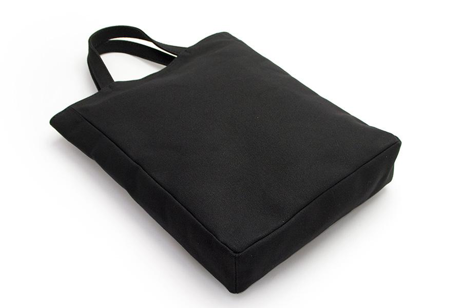 蛸錦(たこにしき) 帆布(ビンテージ風)<うまくいく紋・ブラック>