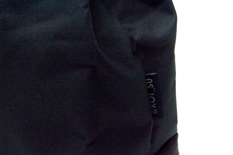 [WAFUBAG/KOT_SU]ワフバッグ ミディアム<ブラック> WA-101