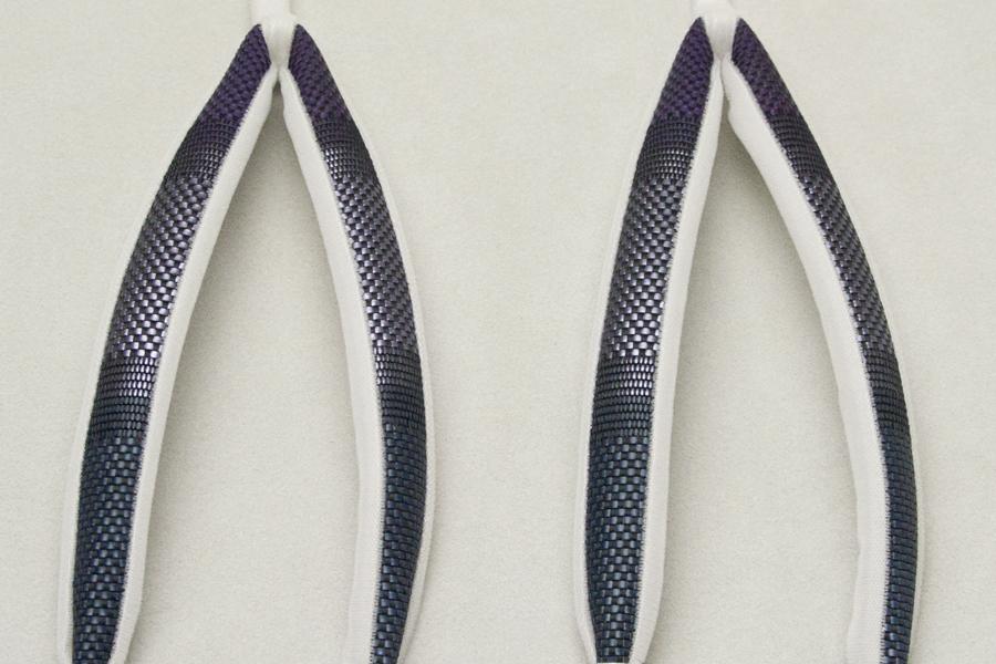 鼻緒単品 「菱屋製・鎧織」 レディース No.006