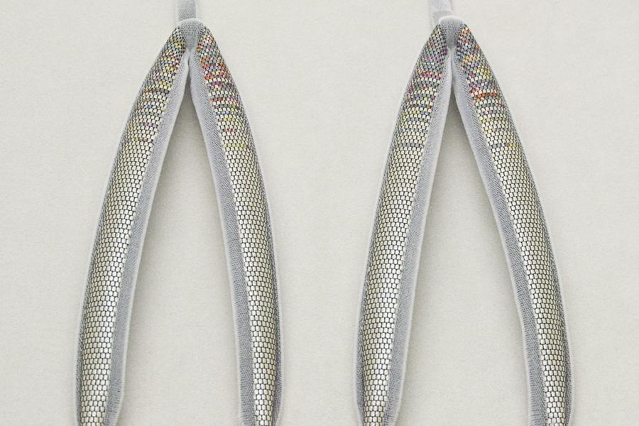 鼻緒単品 「菱屋製・鎧織」 レディース No.008