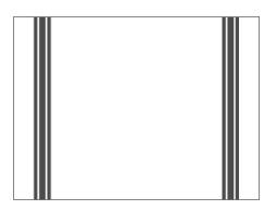 CALIENTE リトアニア リネン 麻 100% カンパーニュ M クロス キッチン タオル プレースマット 黒