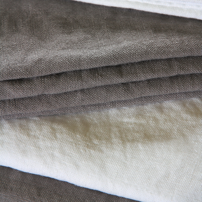 Lulu バスタオル50x100/ホワイト