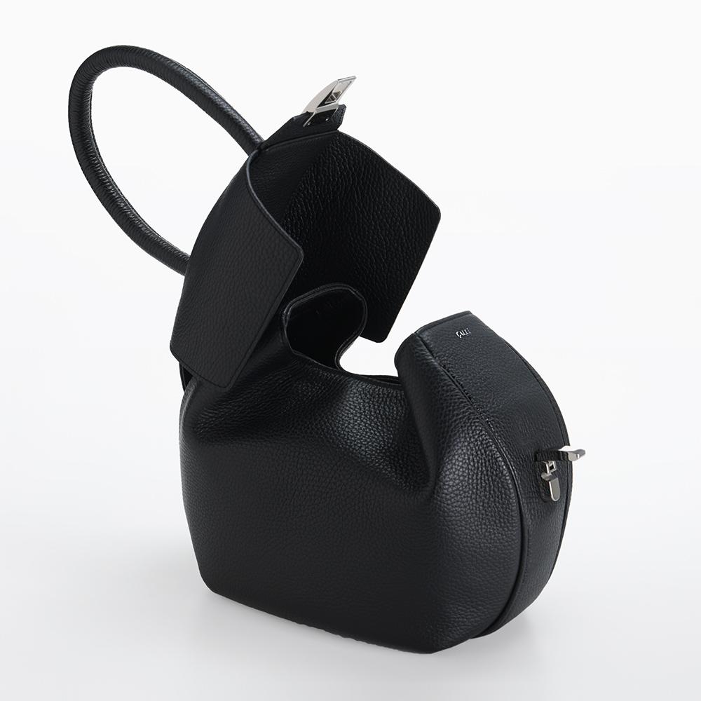 ベイビー ボール バッグ - ブラック/インク