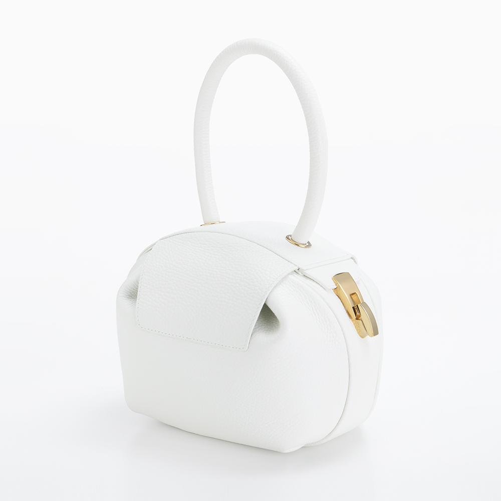 ベイビー ボール バッグ - ホワイト/サンド