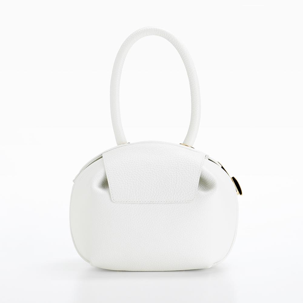 ベイビー ボール バッグ - ホワイト/ペールグリーン