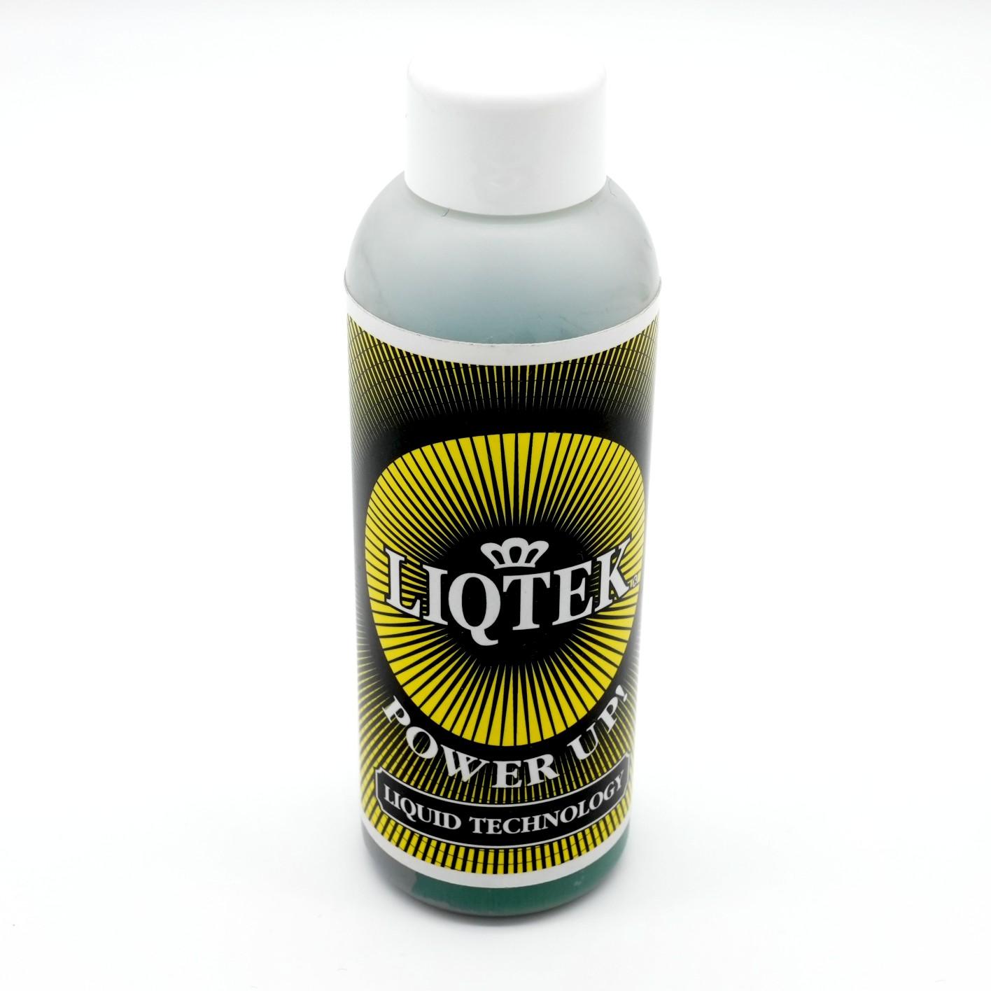 ローバーミニの内燃機関燃焼向上液「LIQTEK(リキテック)」