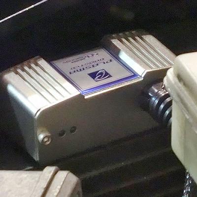 ローバーミニの点火チューニングパーツ「プラズマブースター」(97年以降のミニに対応)