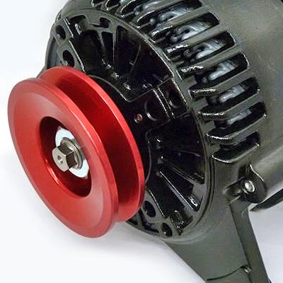 ローバーミニのオルタネーター「ブラックオルタネーター」(96年以前のミニに対応)