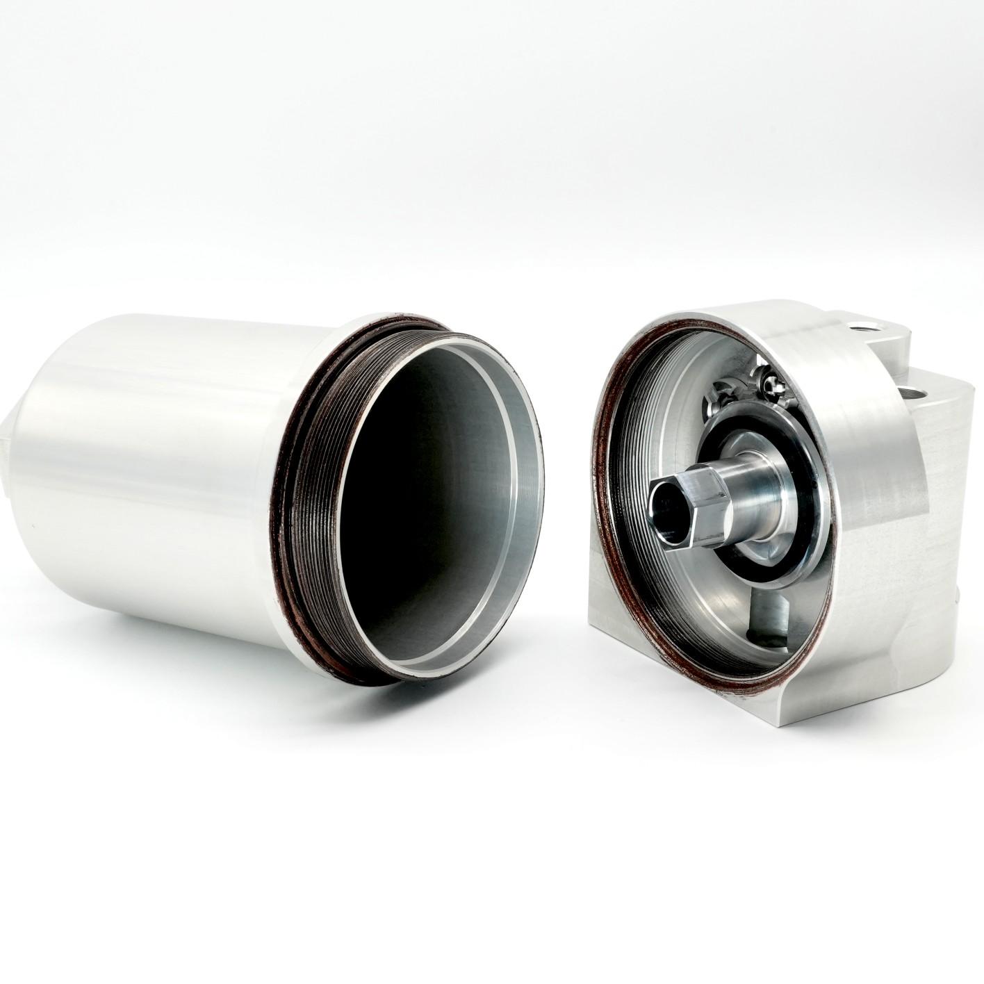 ローバーミニ 漏れないAT用オイルフィルターケース for PECS|クラシックミニ専門店キャメルオート