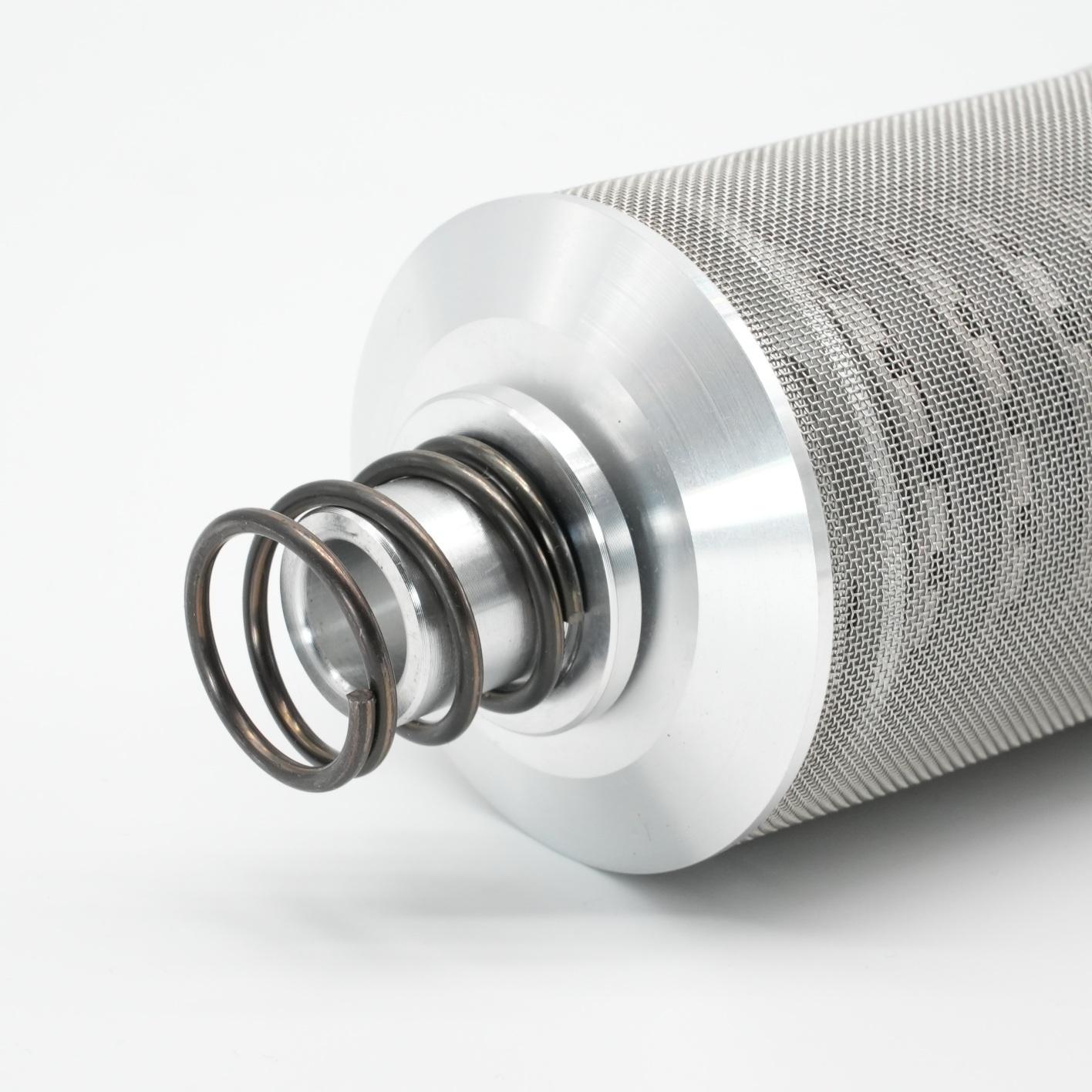 漏れないAT用オイルフィルターケース PECS変換用 ローバーミニ