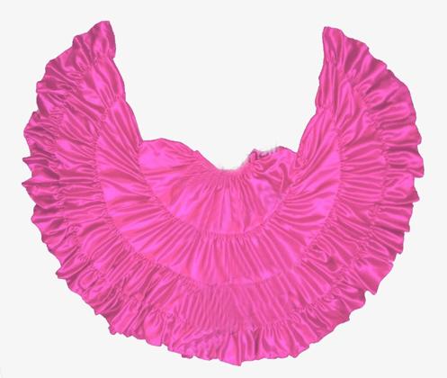★ 25ヤードサテンジプシースカート(93cm丈)