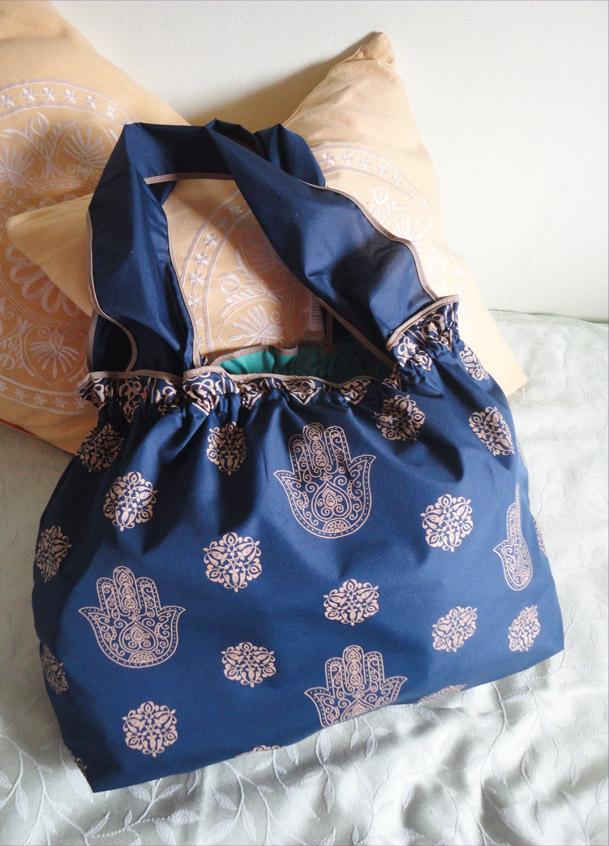 ★ レッスンバッグ ファティマ Lesson bag (Fatima)