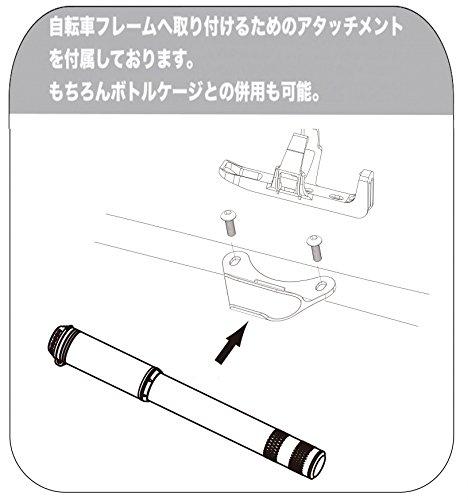 ベト(BETO) 空気いれ ロードバイク 自転車 米式 仏式 携帯用ポンプ ミニポンプ 空気ポンプ 100psi FH-002A