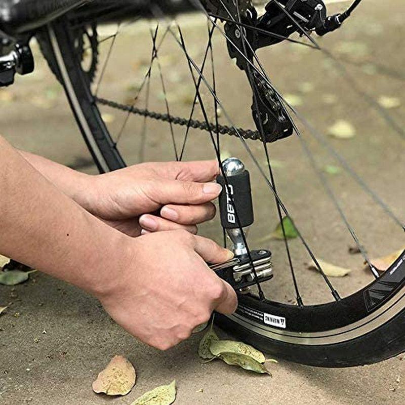 ベト(BETO) 14-IN-1 マルチツール ロードバイク グッドデザイン賞受賞 自転車工具セット QikFix Fully Loaded BT-341