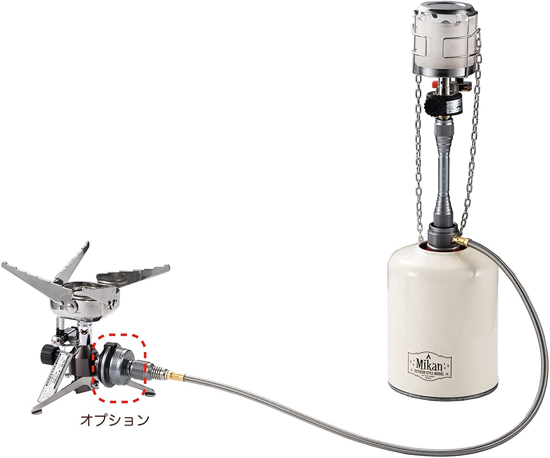 バーチカル ガス分岐アダプター 2WAY-1-IN-1  Z26/Z28-60