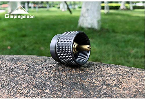 USプロパンボンベ口金⇨OD缶口金 USアダプター マッププロ用 Z16/Z22