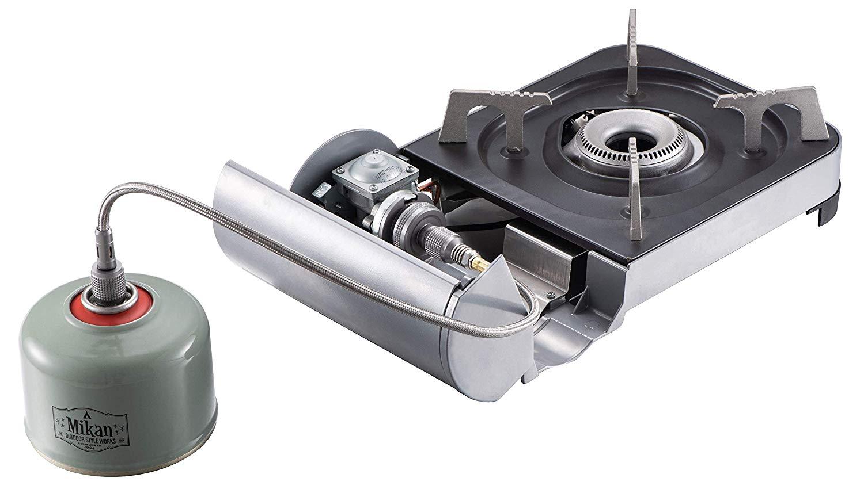 CB缶⇨OD缶 互換アダプター イワタニカセットコンロにも対応 Z13M/Z17
