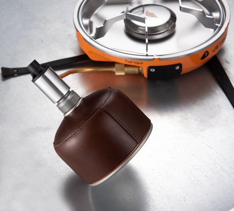 OD缶を海外製ガス器具(USプロパンボンベを使う器具)に接続 USNアダプター Z20N