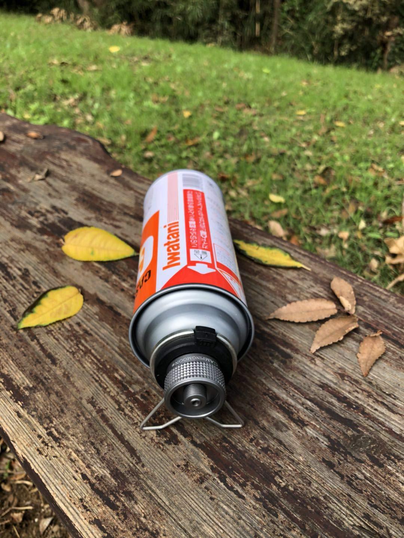 OD缶⇨CB缶へ 互換アダプター 変換アダプター Z10(セイフティースタンド型)