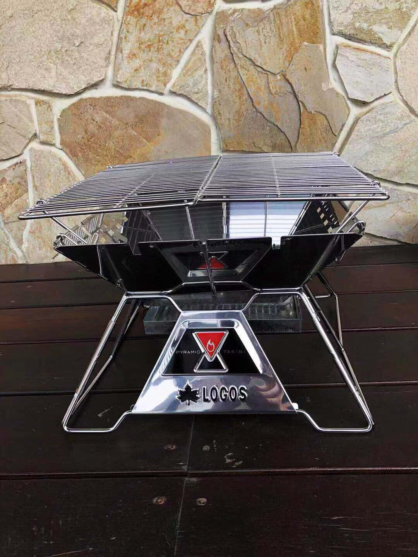 ピラミッド型グリル MT-2用 FDステンレスネット FD-35W