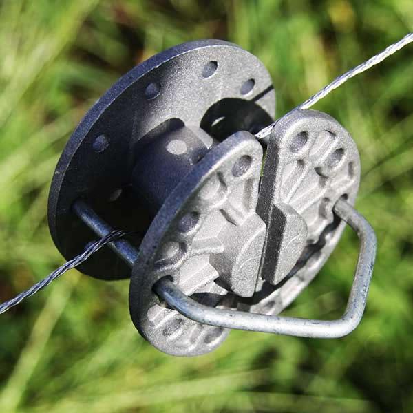電気柵用緊張具 ストロングテンショナー