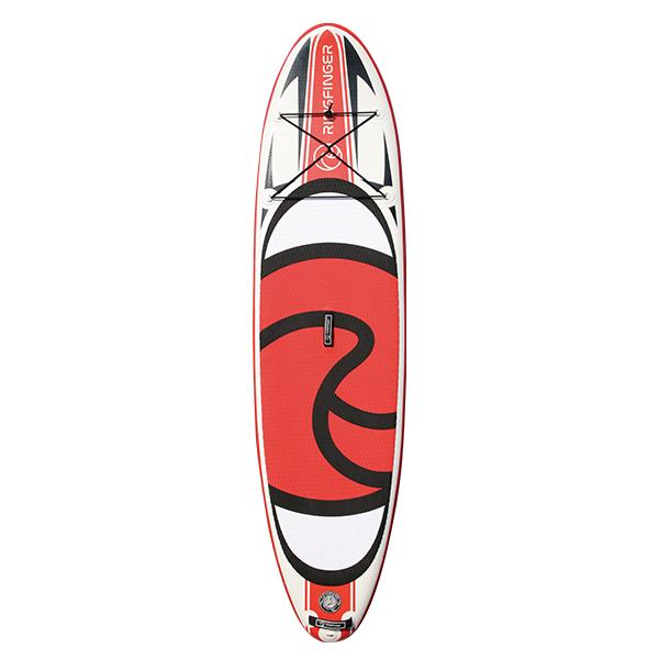 "【Inflatable SUPボード】 RINGFINGER ALLROUND 10'6"""