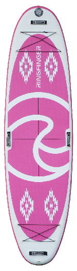"【Inflatable SUPボード】 RINGFINGER YOGA 10'8"""