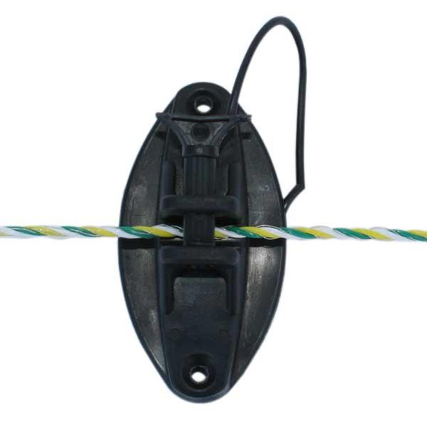 電気柵用碍子 ピンロック碍子 25個セット