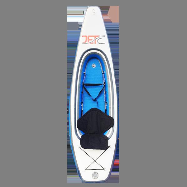 【Inflatable KAYAK】 JET Ocean Sport SURF KAYAK270