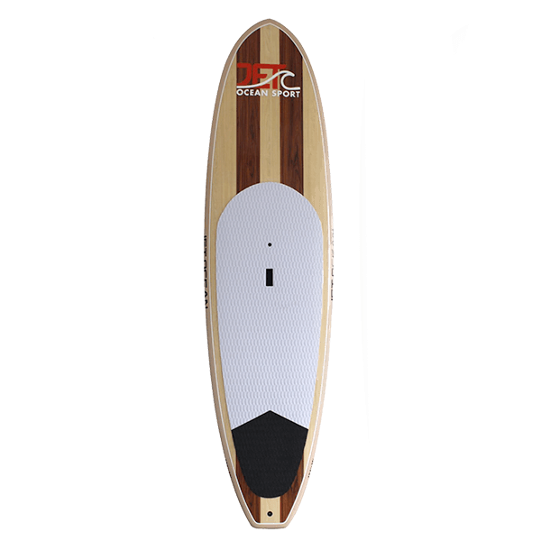 "【Hard SUPボード】 JET Ocean Sport WOOD 9'0"""