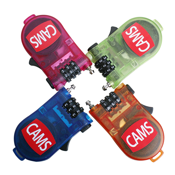 CAMS ケーブルロックMINI