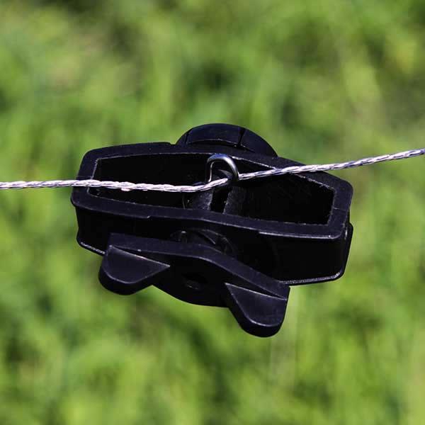 電気柵用緊張具 イージーテンショナー
