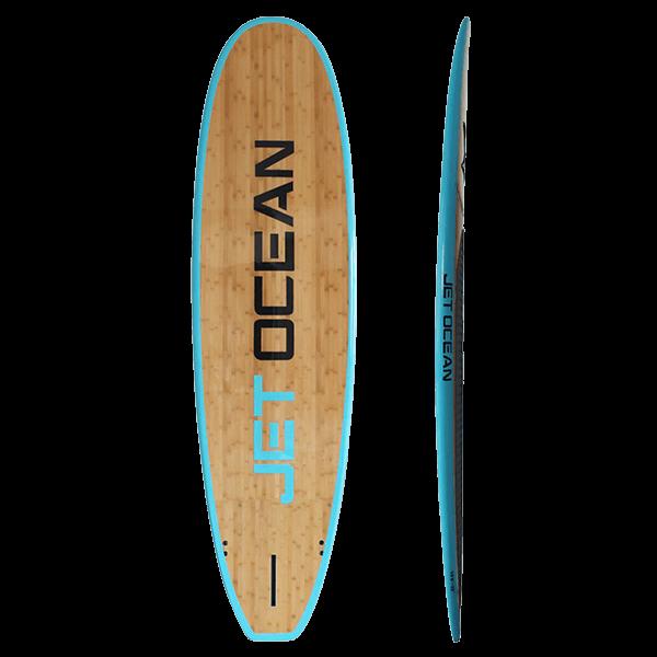 "【Hard SUPボード】 JET Ocean Sport BAMBOO 9'6"""