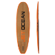 "【Hard SUPボード】 JET Ocean Sport BAMBOO 10'0"""