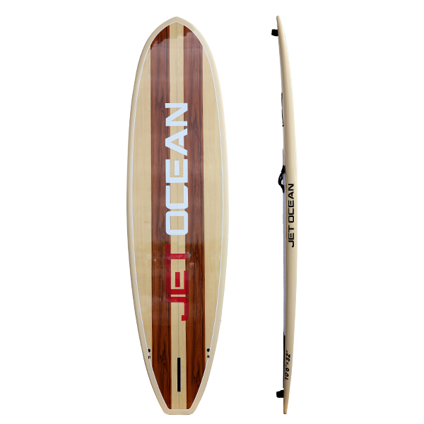 "【Hard SUPボード】 JET Ocean Sport WOOD 10'6"""