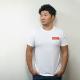 RINGFINGER ワンポイントロゴTシャツ