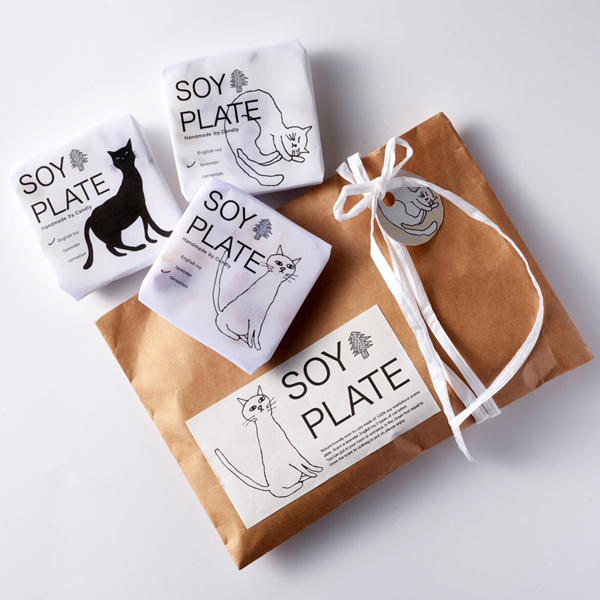 SOY PLATE