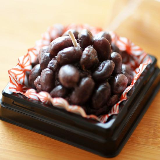 和菓子キャンドル「鹿の子」