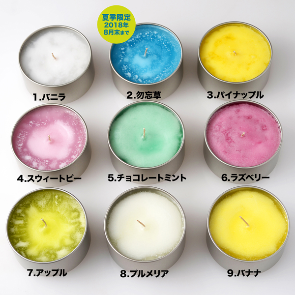 Art Package Candle