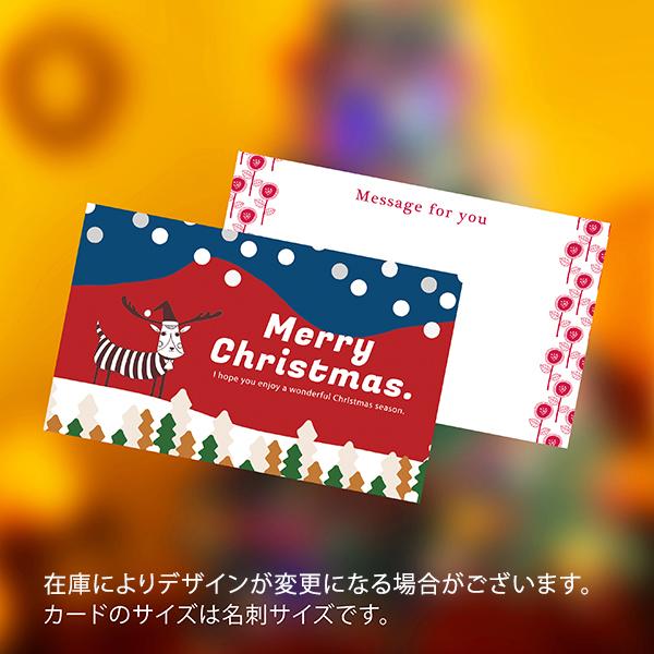 ギフトラッピング「クリスマス限定」