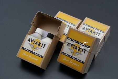 AVIAKIT LEATHER TREATMENT KIT