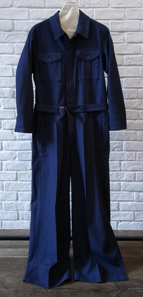 BELTED DAPPER SUITS