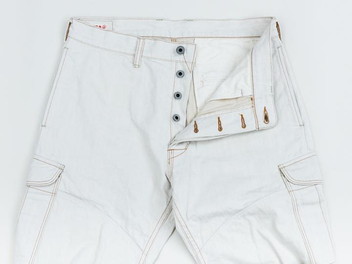 CARGO PANTS<CHINO>