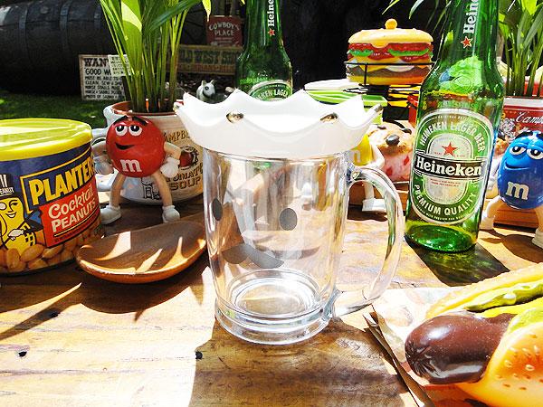 ビールの王様グラス
