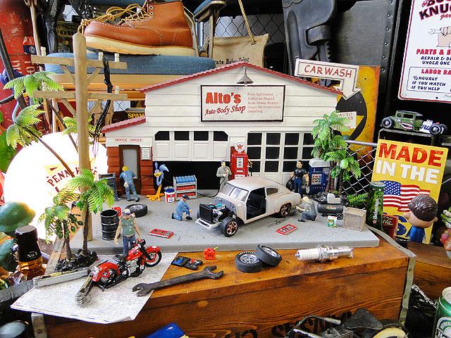 Jada 映画「ワイルドスピード」のダイキャストモデルカー 1/24スケール(ドム/シェビー・フリートレーン)
