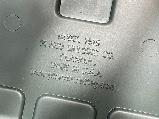 プラノ スポーツマントランク Sサイズ×2個 53L(オリーブドラブ)