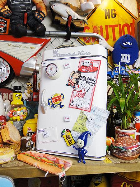 ダルトン のキッチンタイマー(背面マグネット仕様)アイボリー