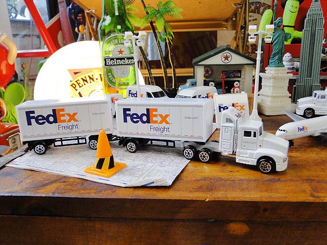 フェデックスのトランスポーテーション・フレートセット 15点セット
