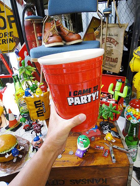 ビッグサイズパーティーレッドカップ